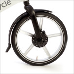Parafango anteriore Gocycle