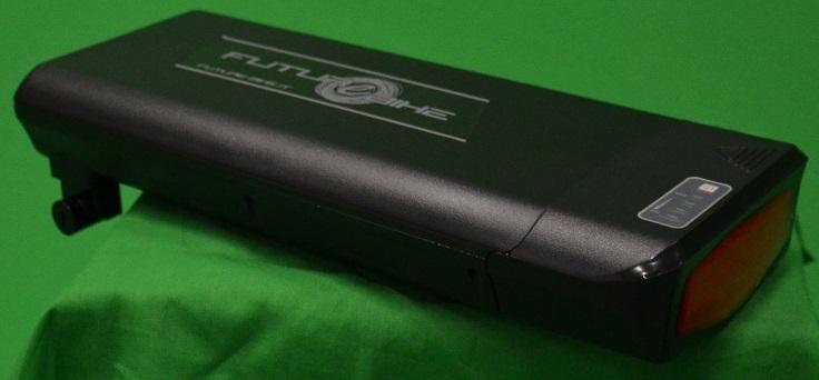 Batteria portapacchi