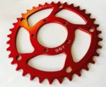 Chainring 36T bafang 8fun a