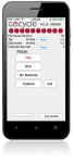 Gocycle app cyty mode